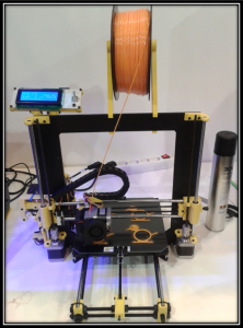 Imagen Impresora 3D
